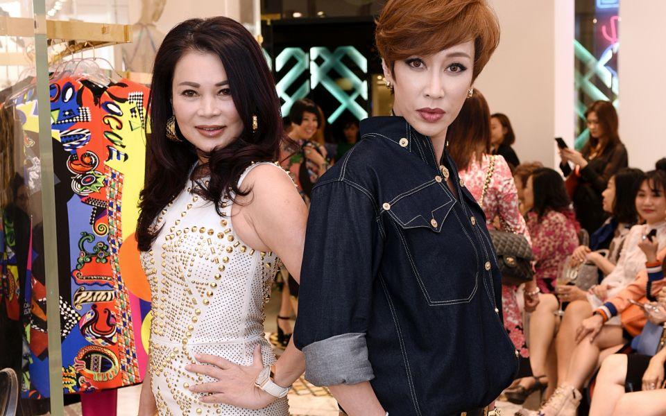 Susanna Kang, Grace Chng