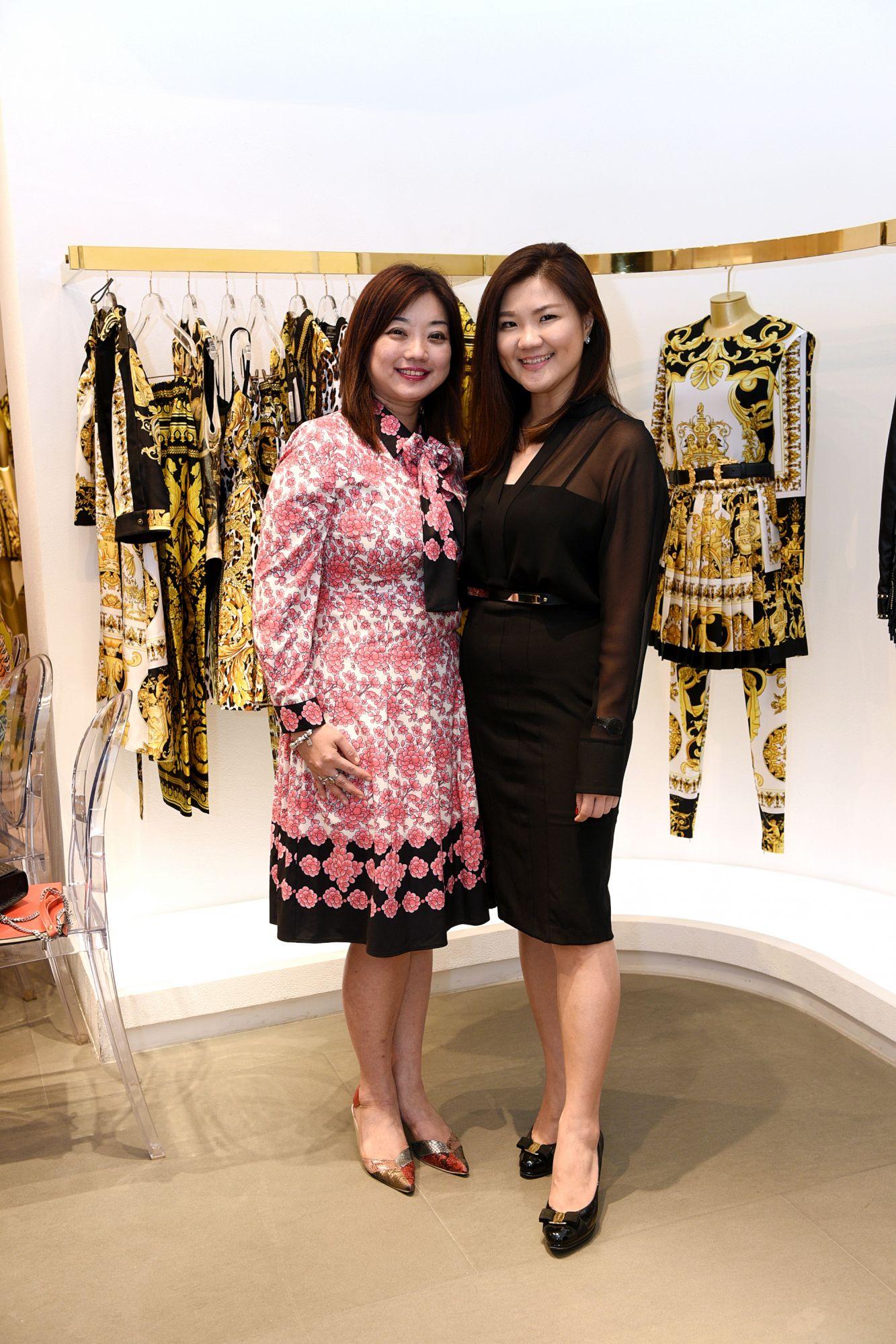 Mah Ching Cheng, Daphne Wang