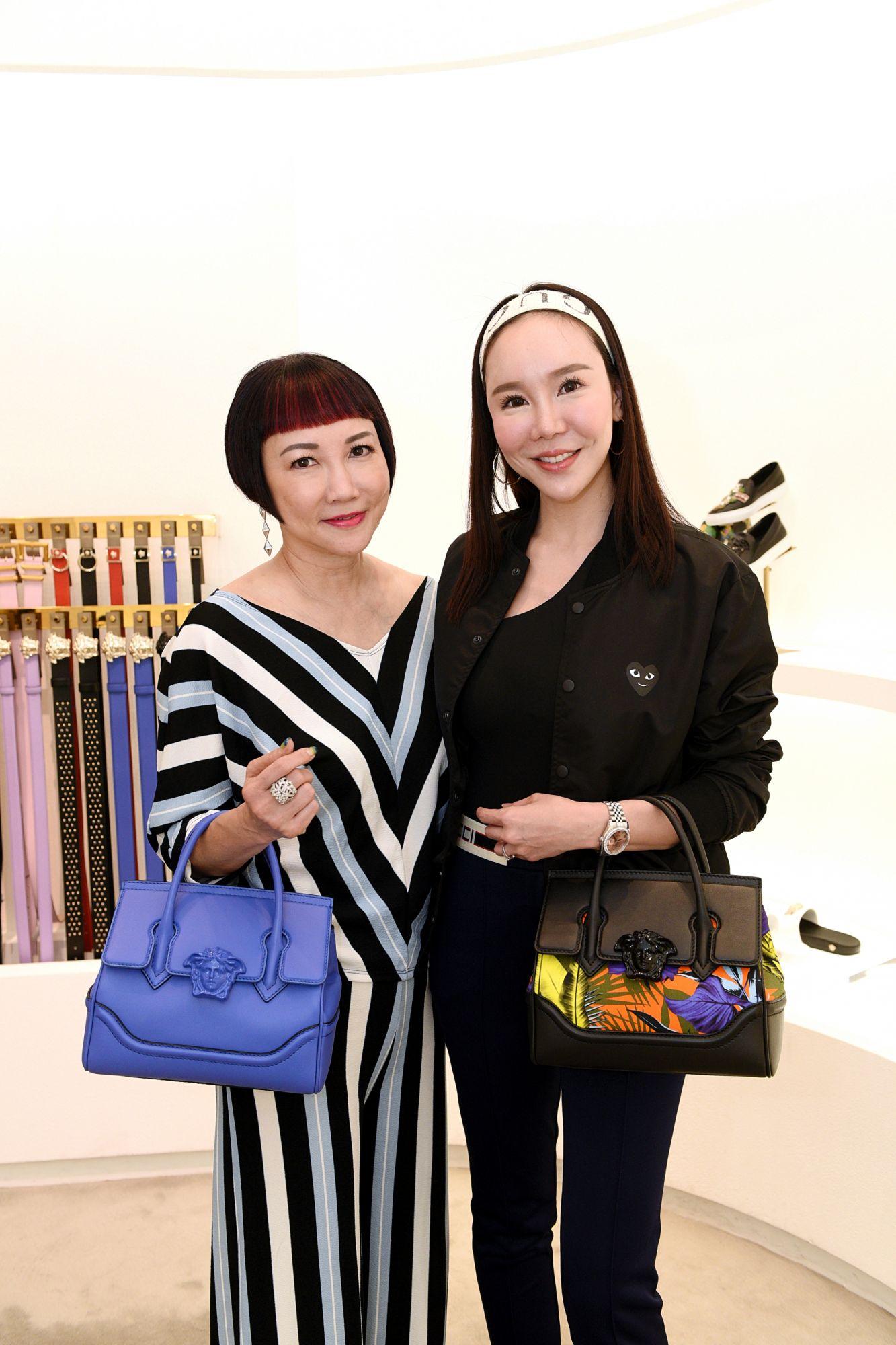 Frances Low, Sylvia Yeo