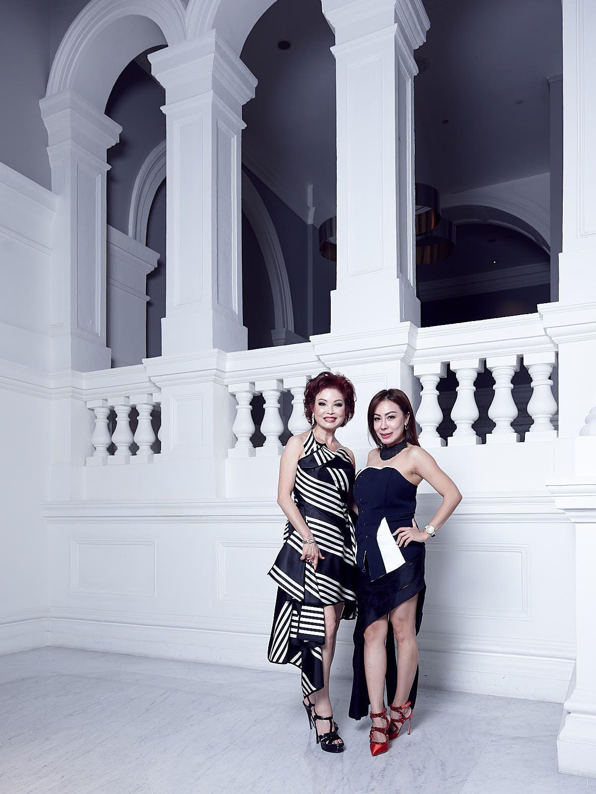 Linda Soo-Tan, Shirley Kuan