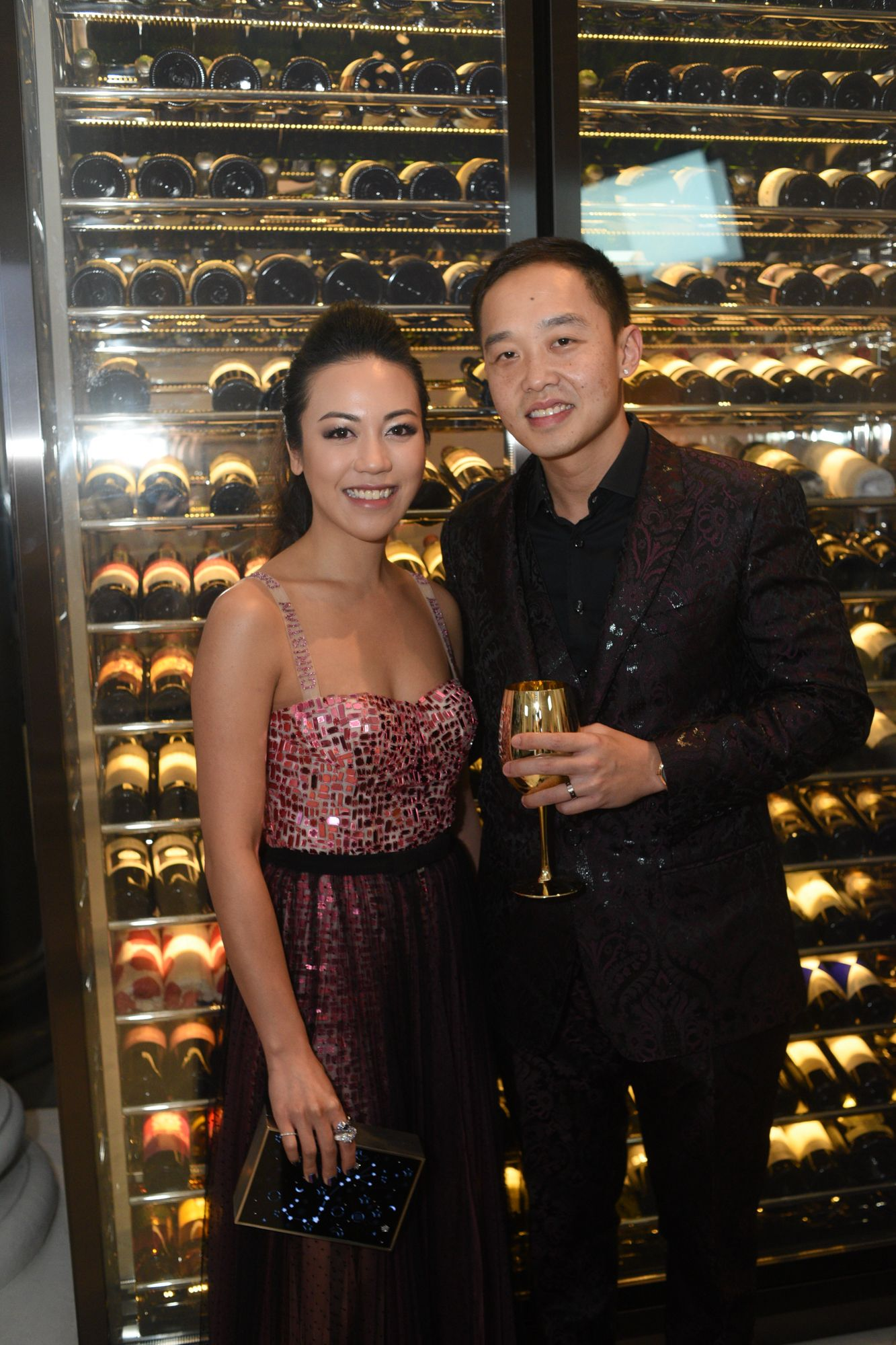 Carmen Ow, Bryan Tan