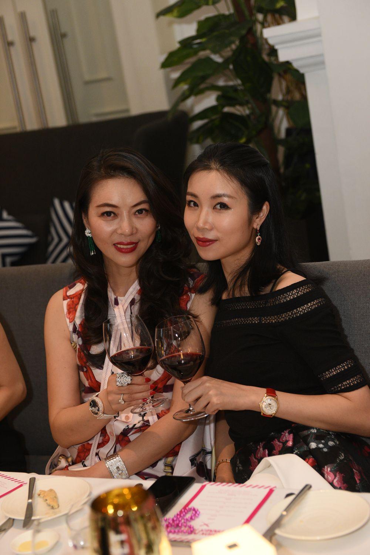 Chen Ruoyi, Grace Guo