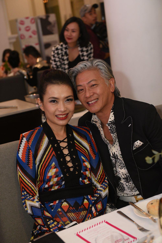 Ho Ching Lin, Dick Lee