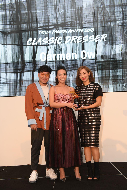 Desmond Lim, Carmen Ow, Corinne Ng