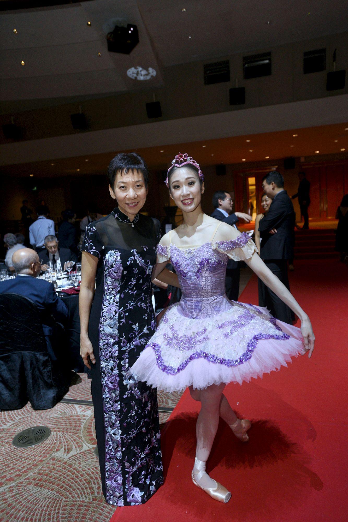 Grace Fu, Kwok Min Yi