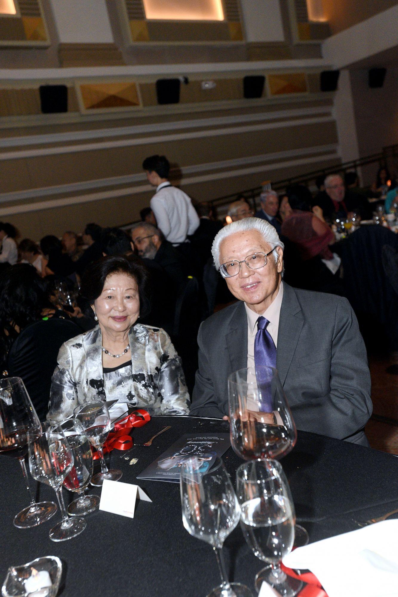 Mary Tan, Tony Tan