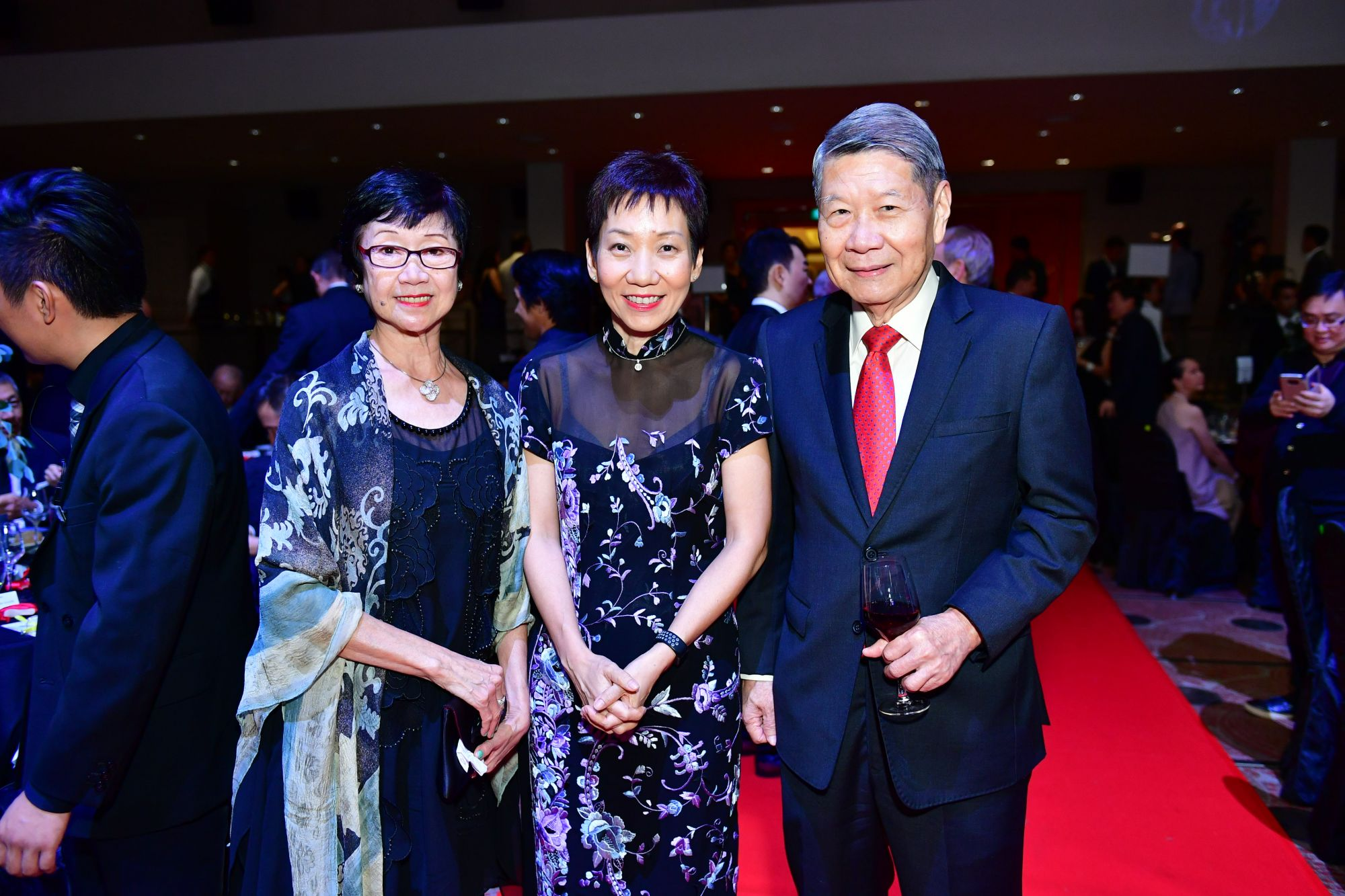 Goh Soo Khim, Grace Fu, Koh Choon Hui