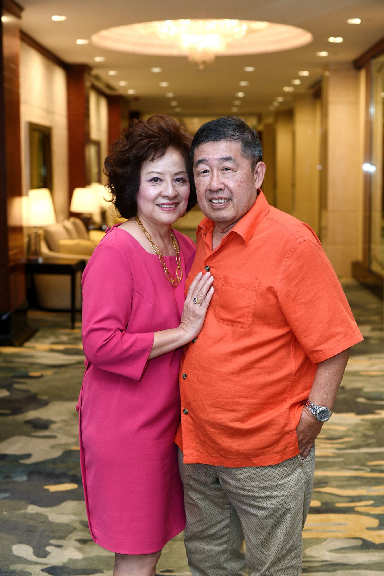 Irene Choo, Jimmy Choo