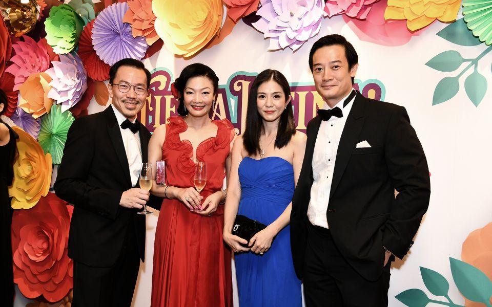 Beh Swan Gin, Maisy Koh, Charlie Yeung, Shao Tze Khoo