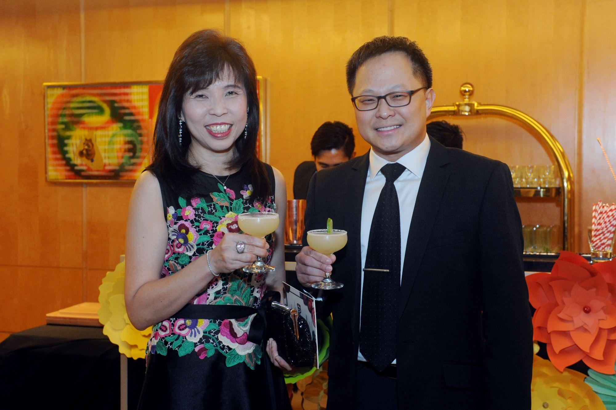 Jessica Tan, Yong Yih Ming