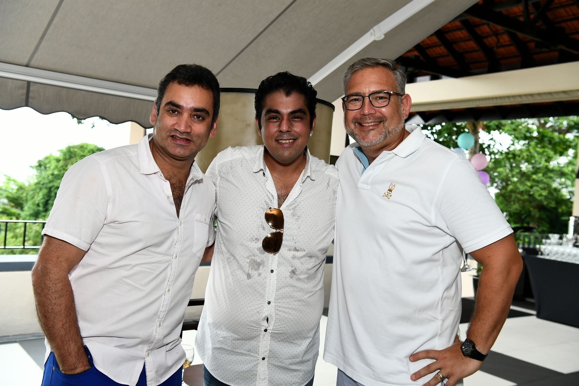 Gaurav Bhushan, Bobby Hiranandani, Oliviero Bottinelli
