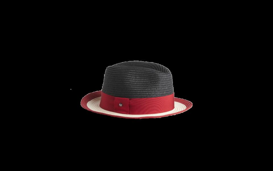 Emporio Armani Tricolour Hat