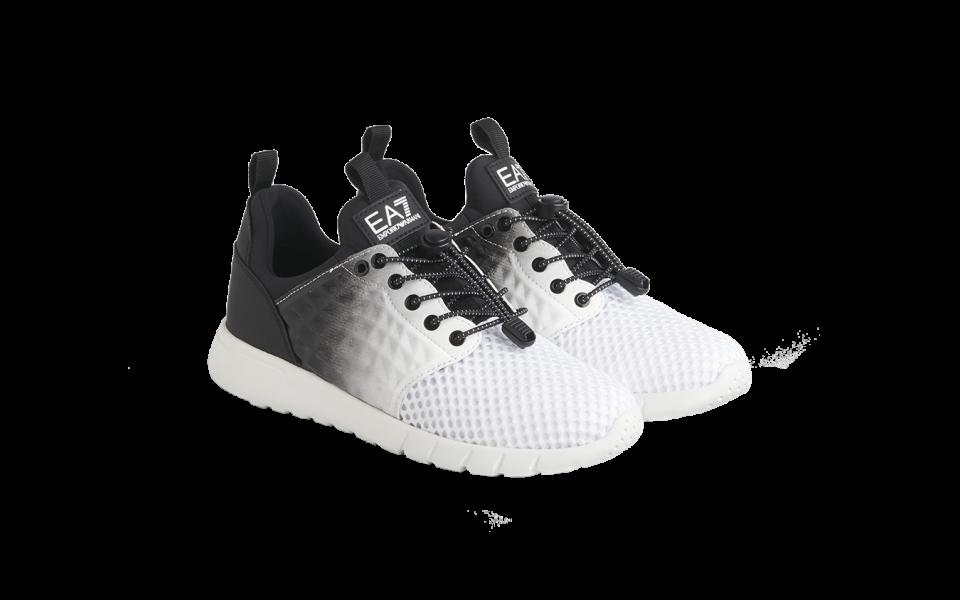 Emporio Armani EA7 Gradient Sneakers