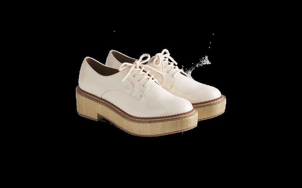 Emporio Armani Patent Shoes