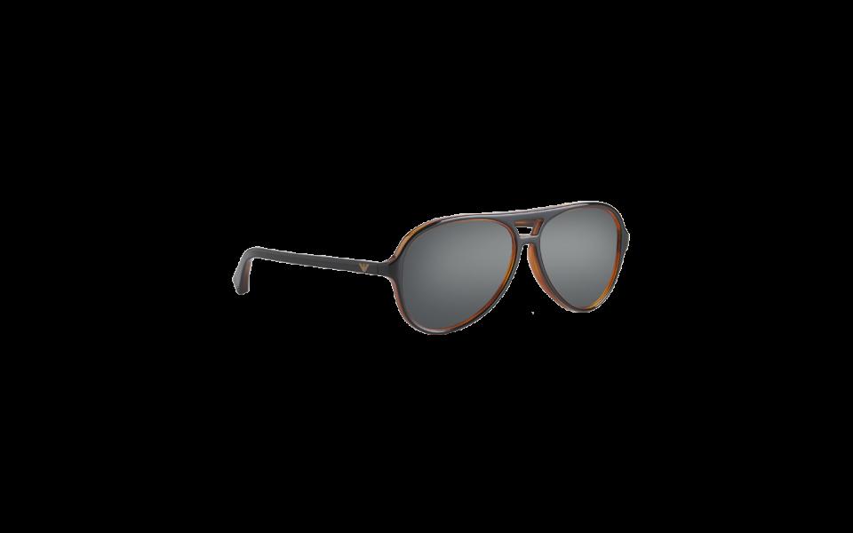 Emporio Armani Aviator Sunglasses
