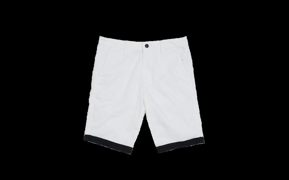Emporio Armani Shorts with Contrasting Hem