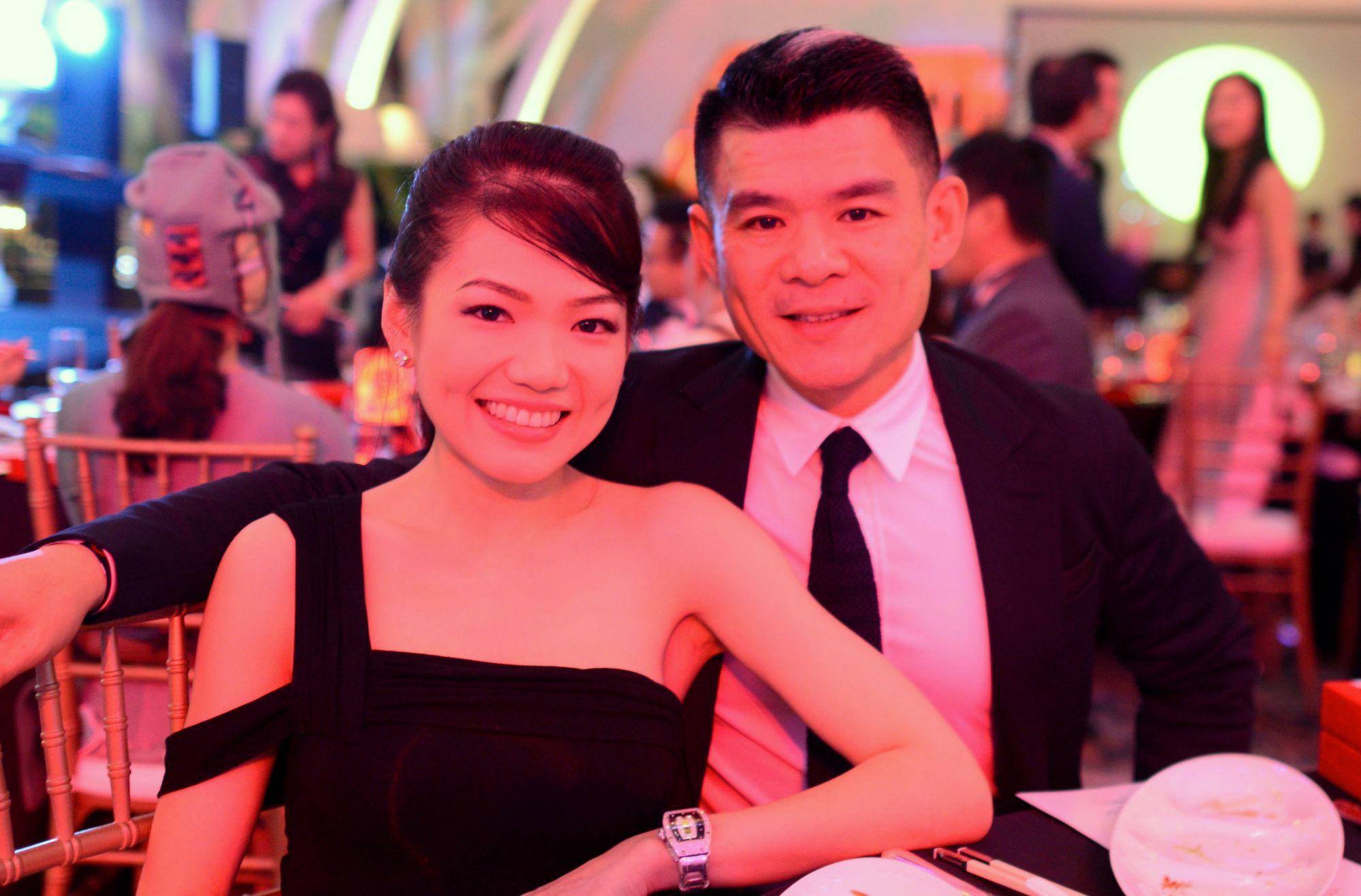 Angela Ng, Andrew Teo