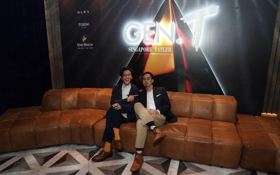 Darren Lee, Terence Lim