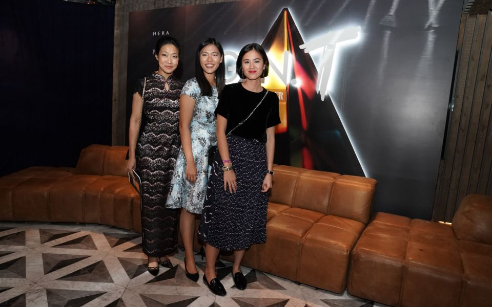 Karen Tan, Annabelle Kwok, Chong Seow Wei