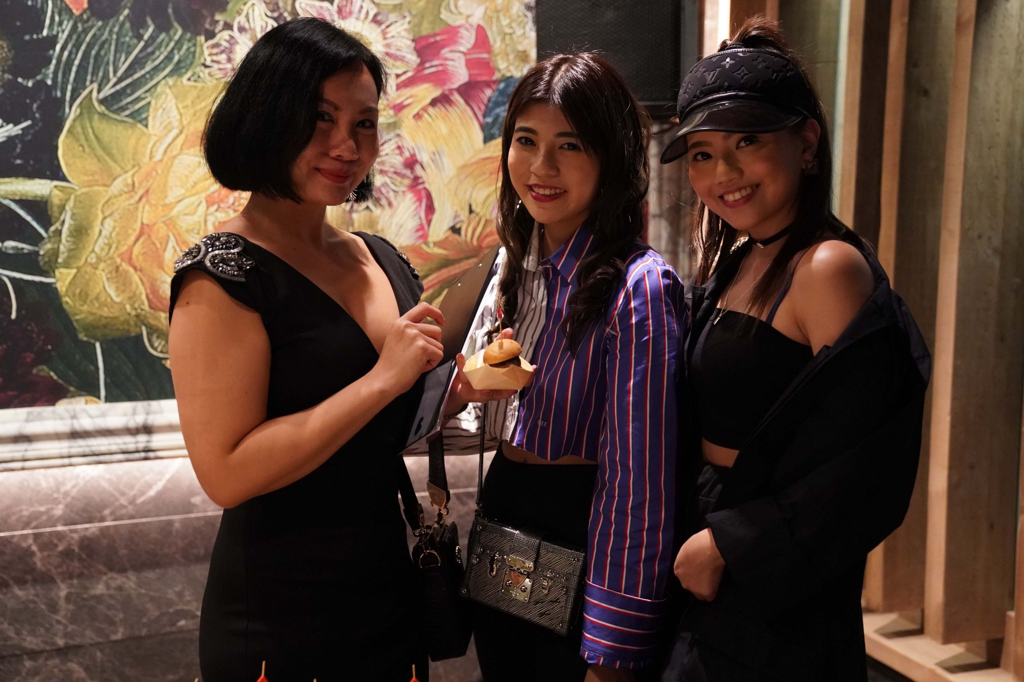 Karen Tan, Sabrina Ho, Vanessa Ng