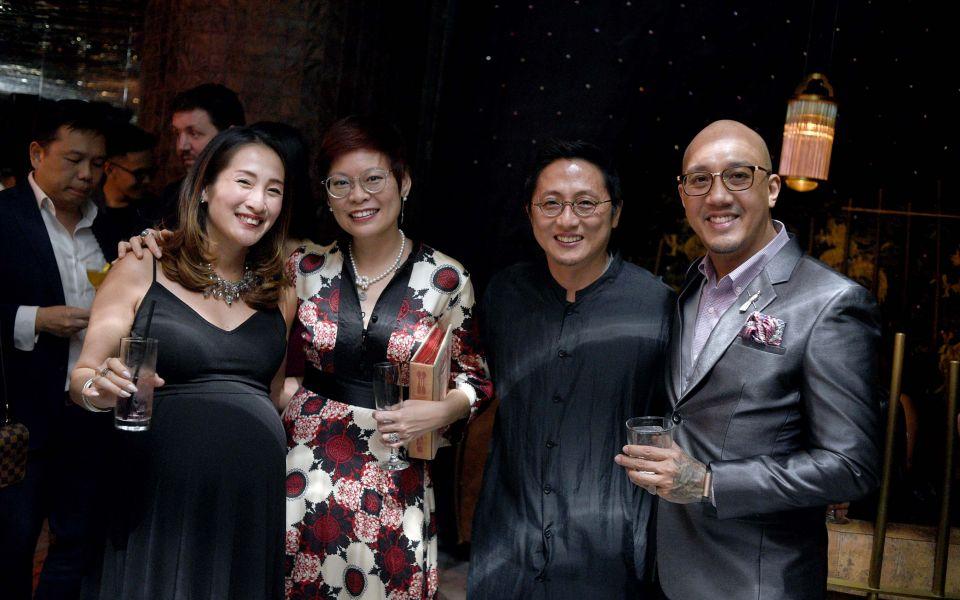 Xindi Siau, Carolyn Kan, Chiew Huan Chong, Kevin Ou