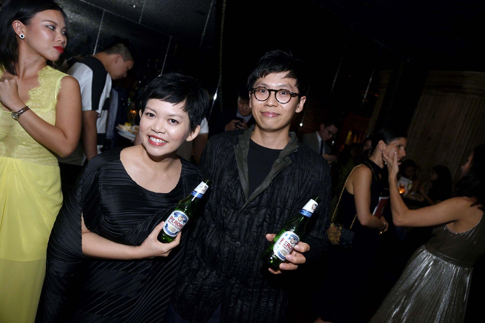 Priscilla Lui, Timo Wong