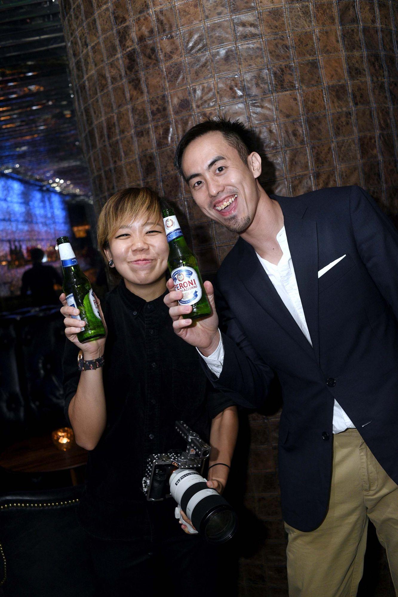 Nicola Ng, Terence Lim