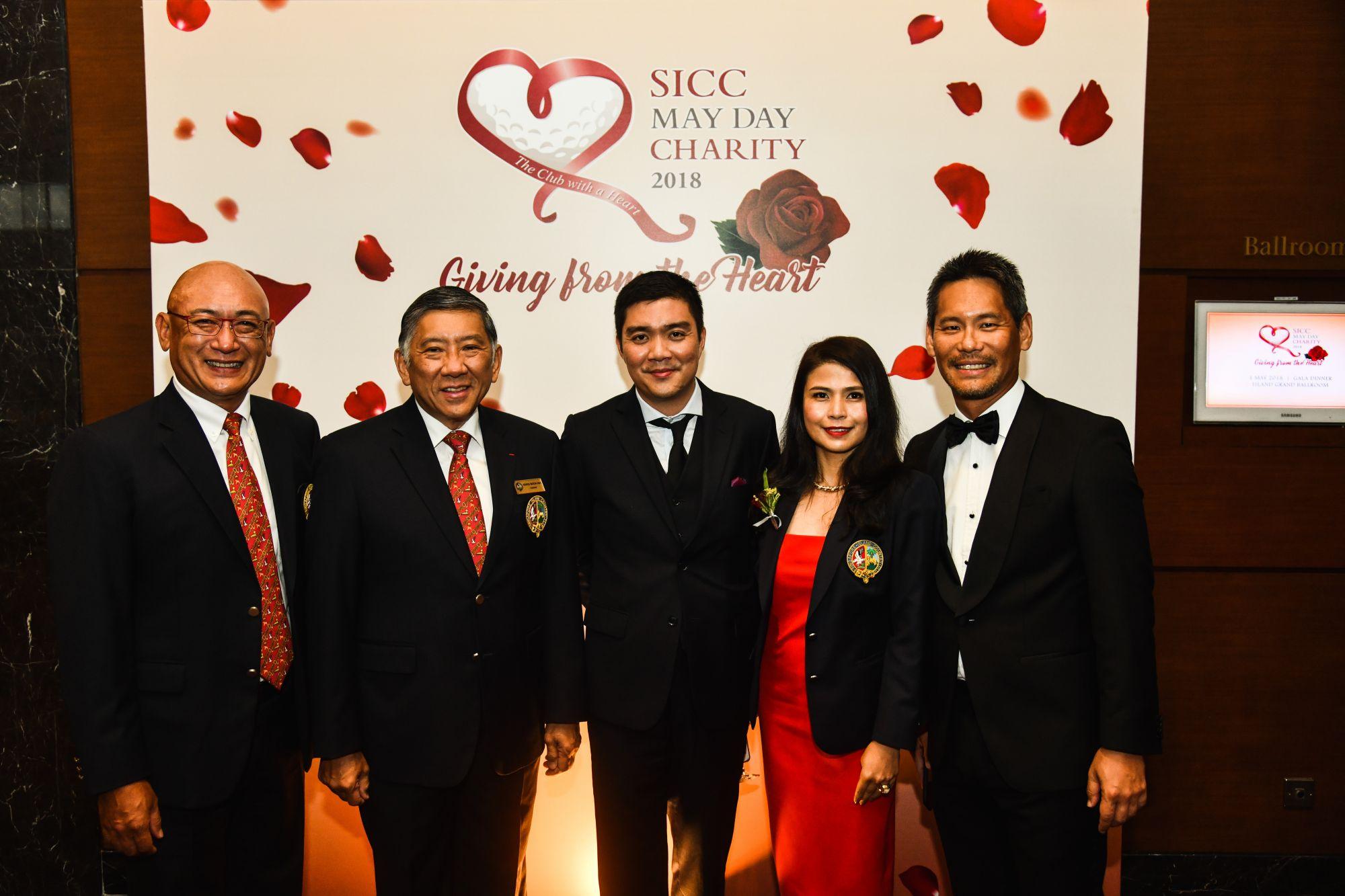 Andrew Low, Khoo Boon Hui, Shaun Tay, Marilyn Lum, Ivan Chua