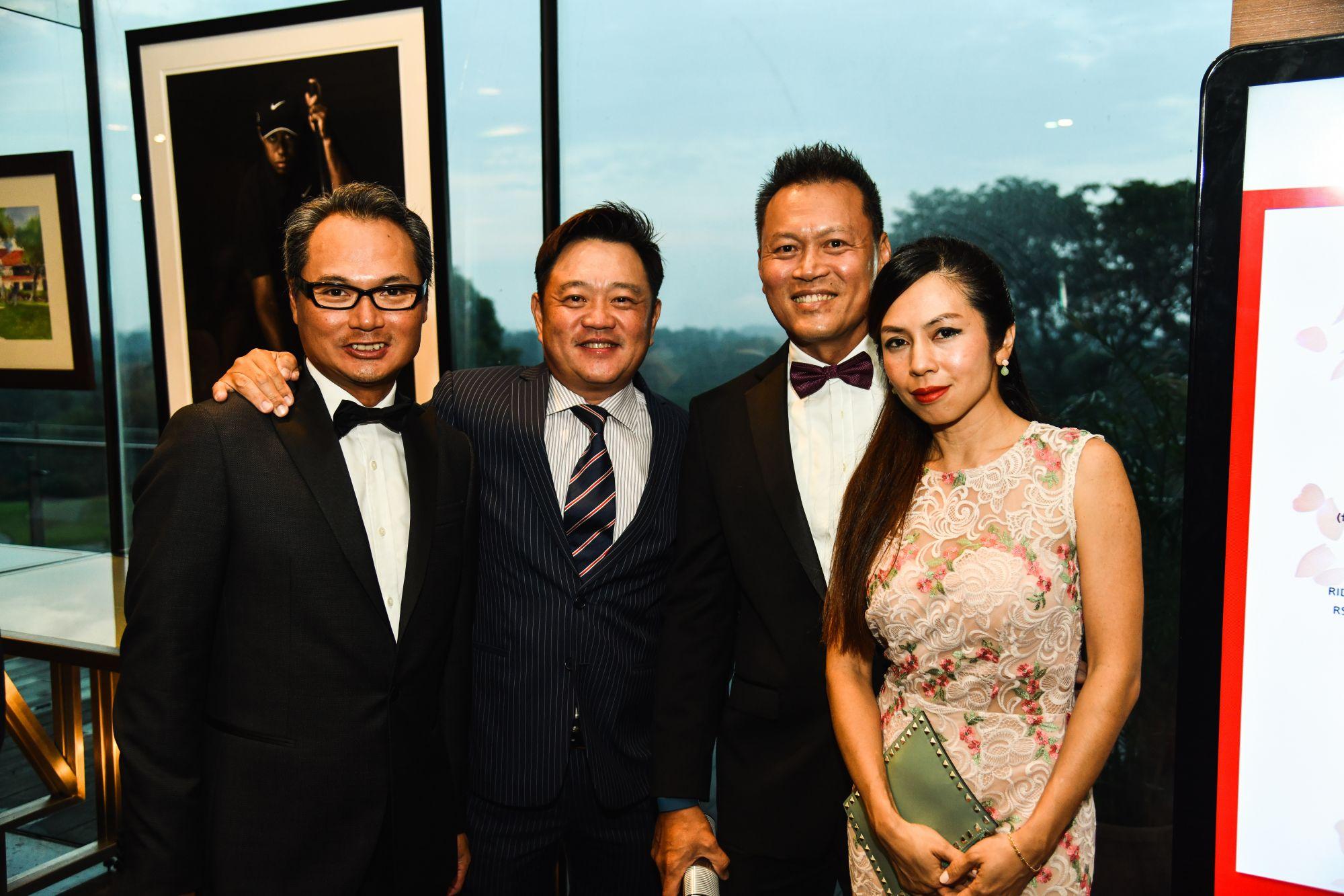 Jaimes Chao, Philip Heng, Wong Kar King, Ann Tey