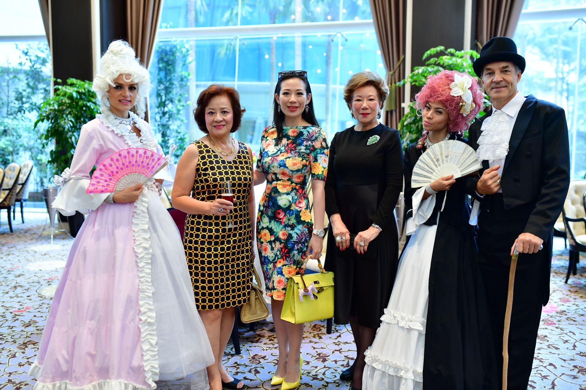 Irene Choo, Stephanie Lee, Jessie Lee
