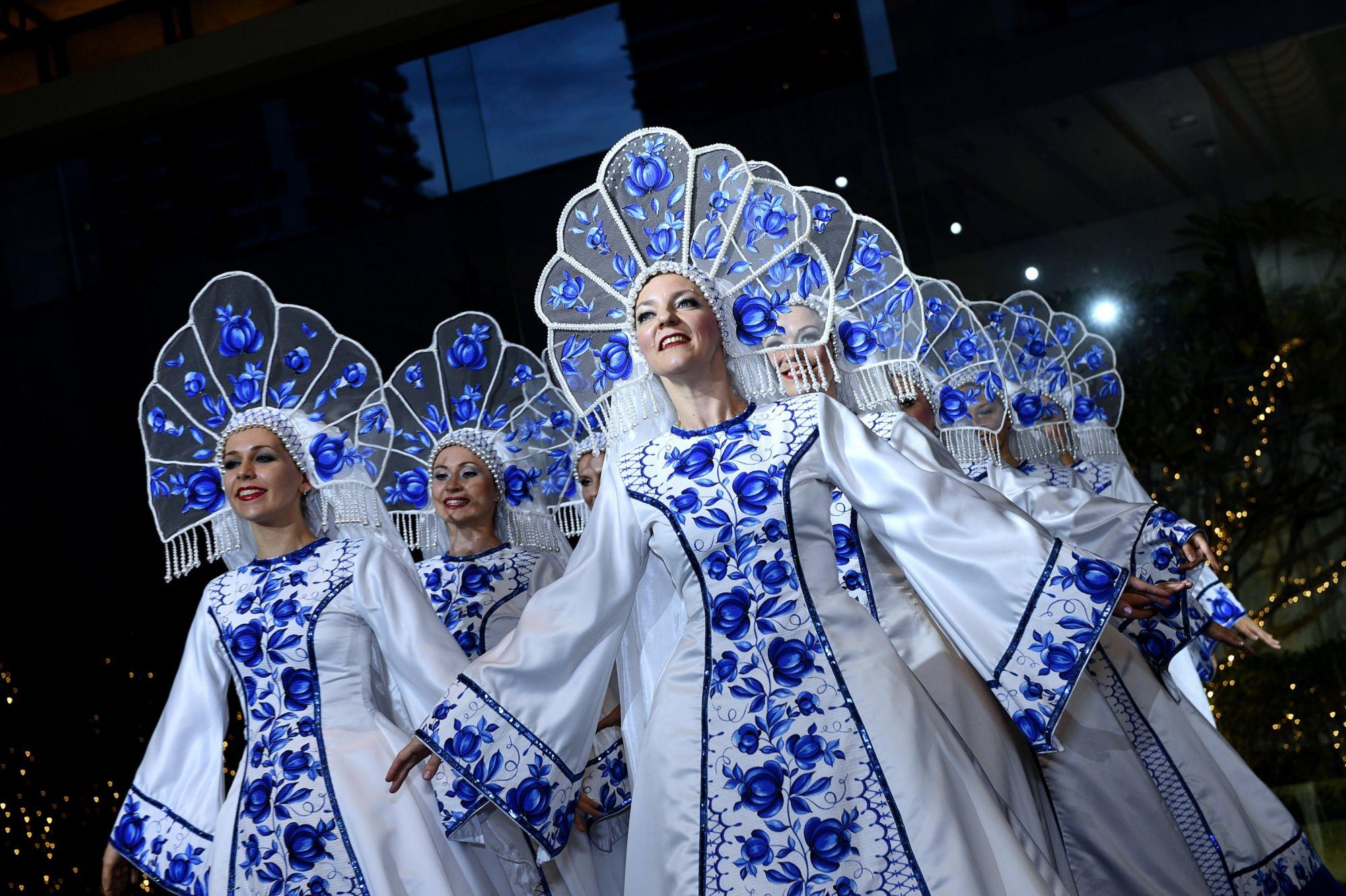 Rossinochka School of Russian Traditional Dance