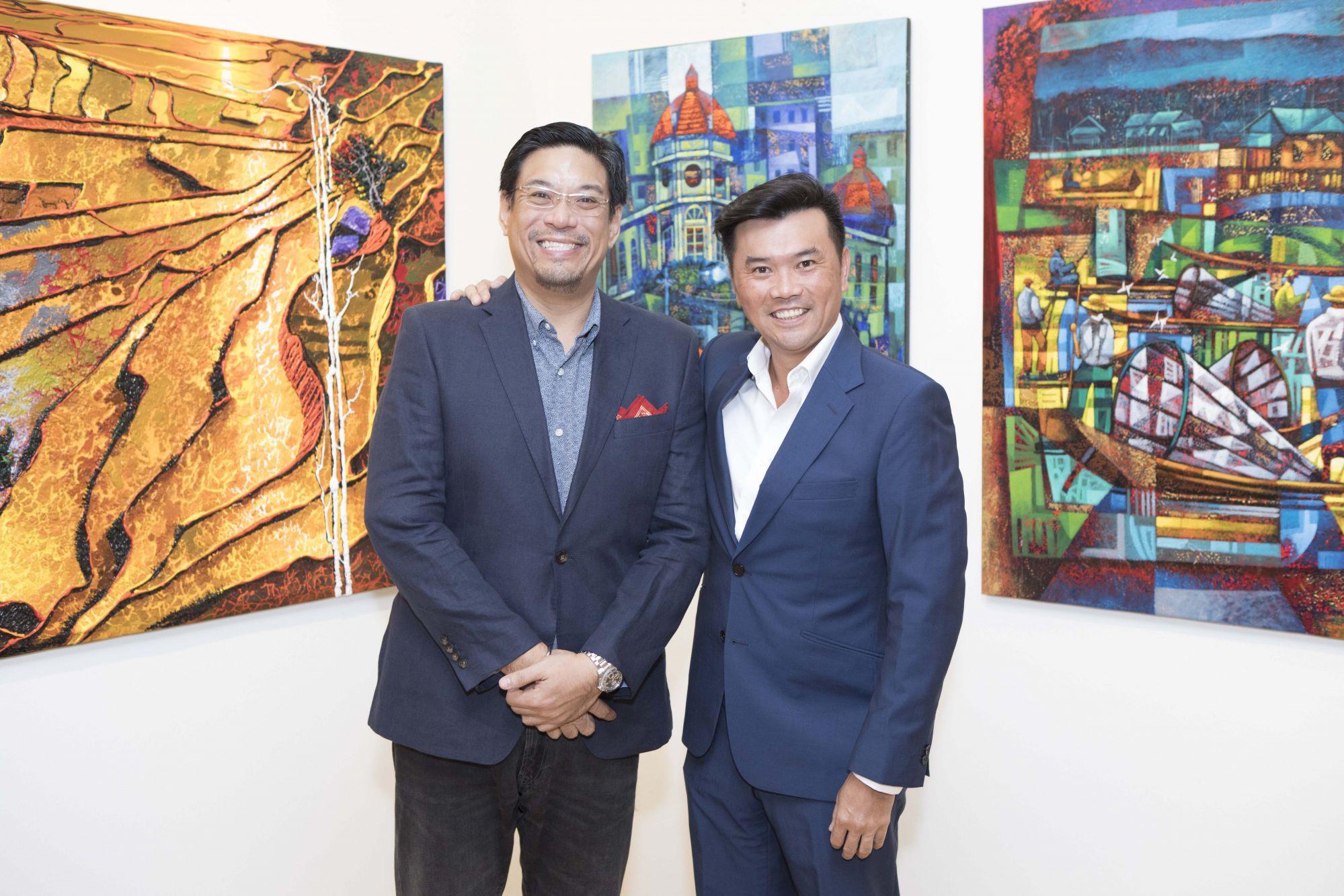 Danny Tan, Gerald Lee