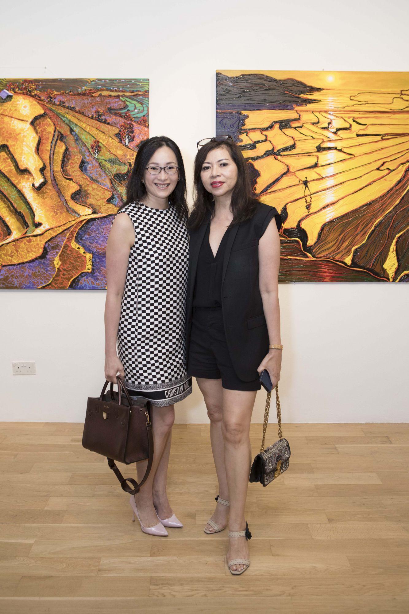Caroline Low-Heah, May Choong
