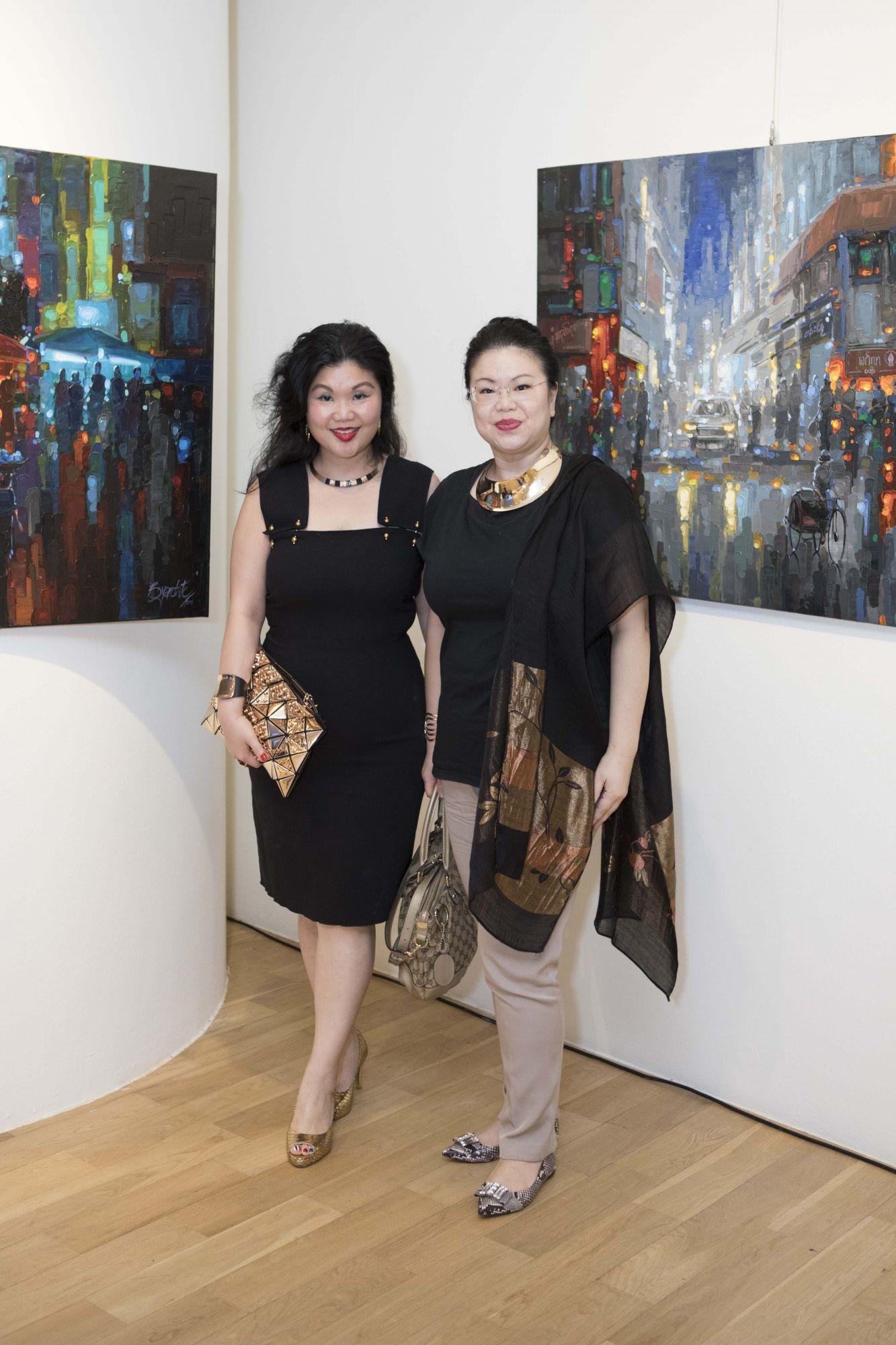 Lam Tse Yi, Lam Min Yee