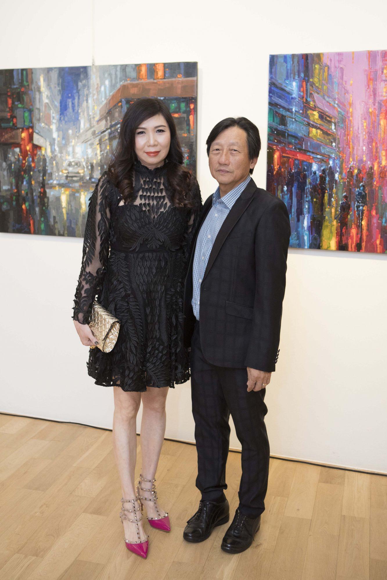 Sharon Heng, Phillip Heng