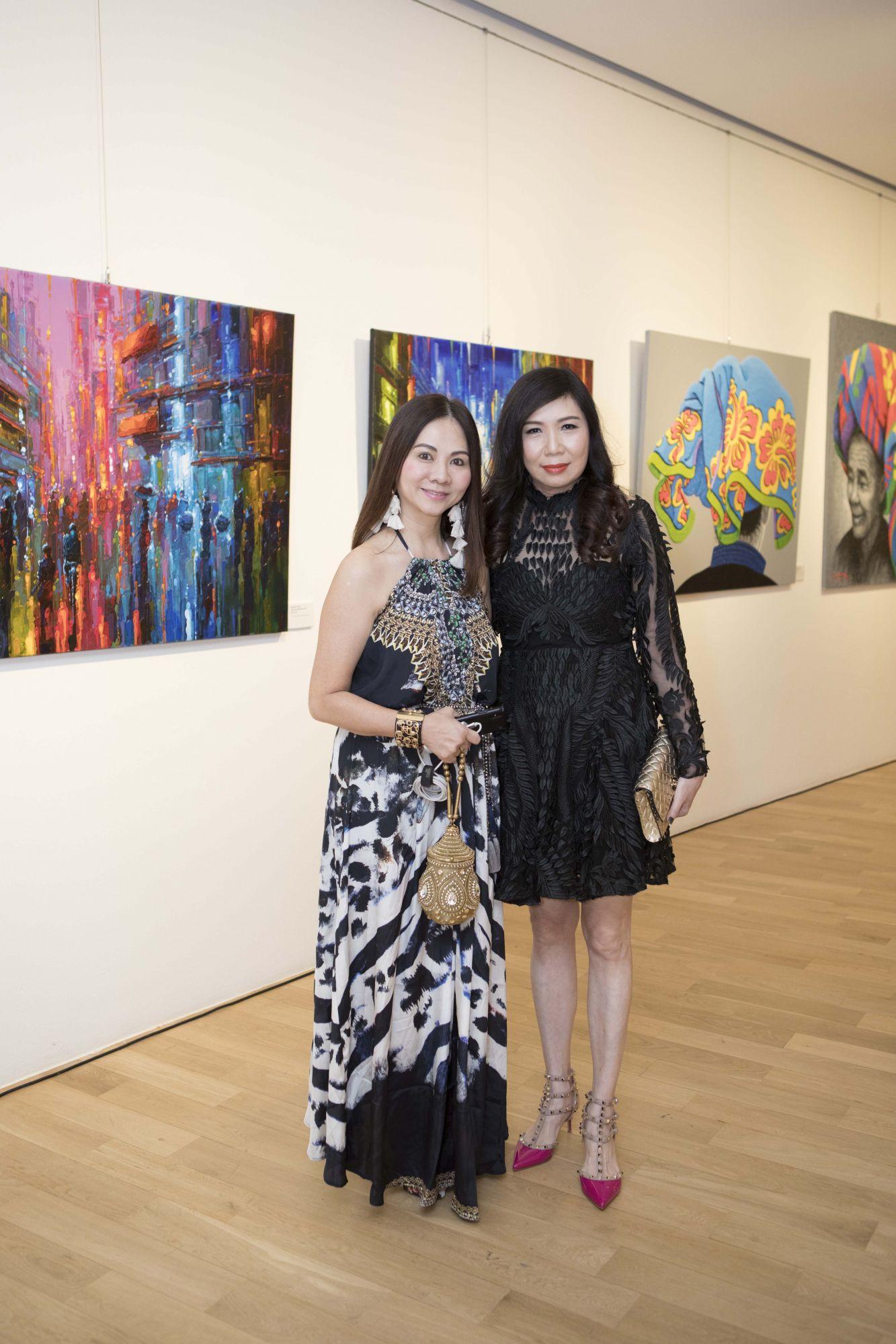 Jacelyn Lai, Sharon Heng