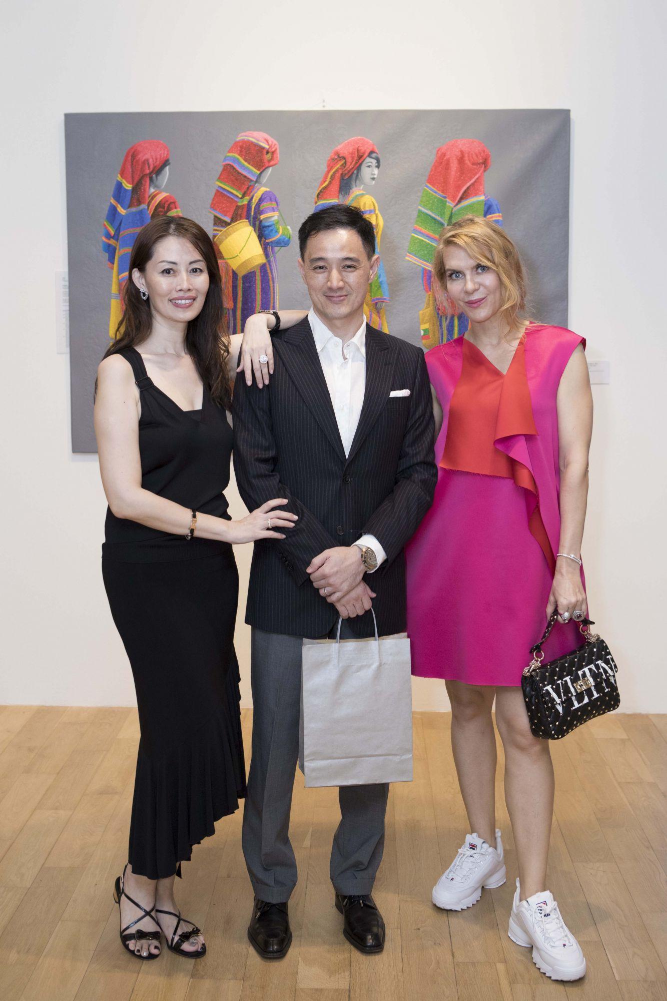 Serene Tan, Benjamin Kim, Paulina Böhm