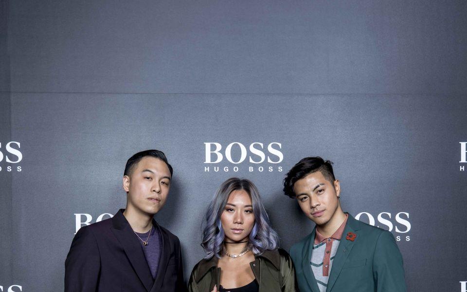 Jonathan Chua, Sandra Riley Tang, Benjamin Kheng