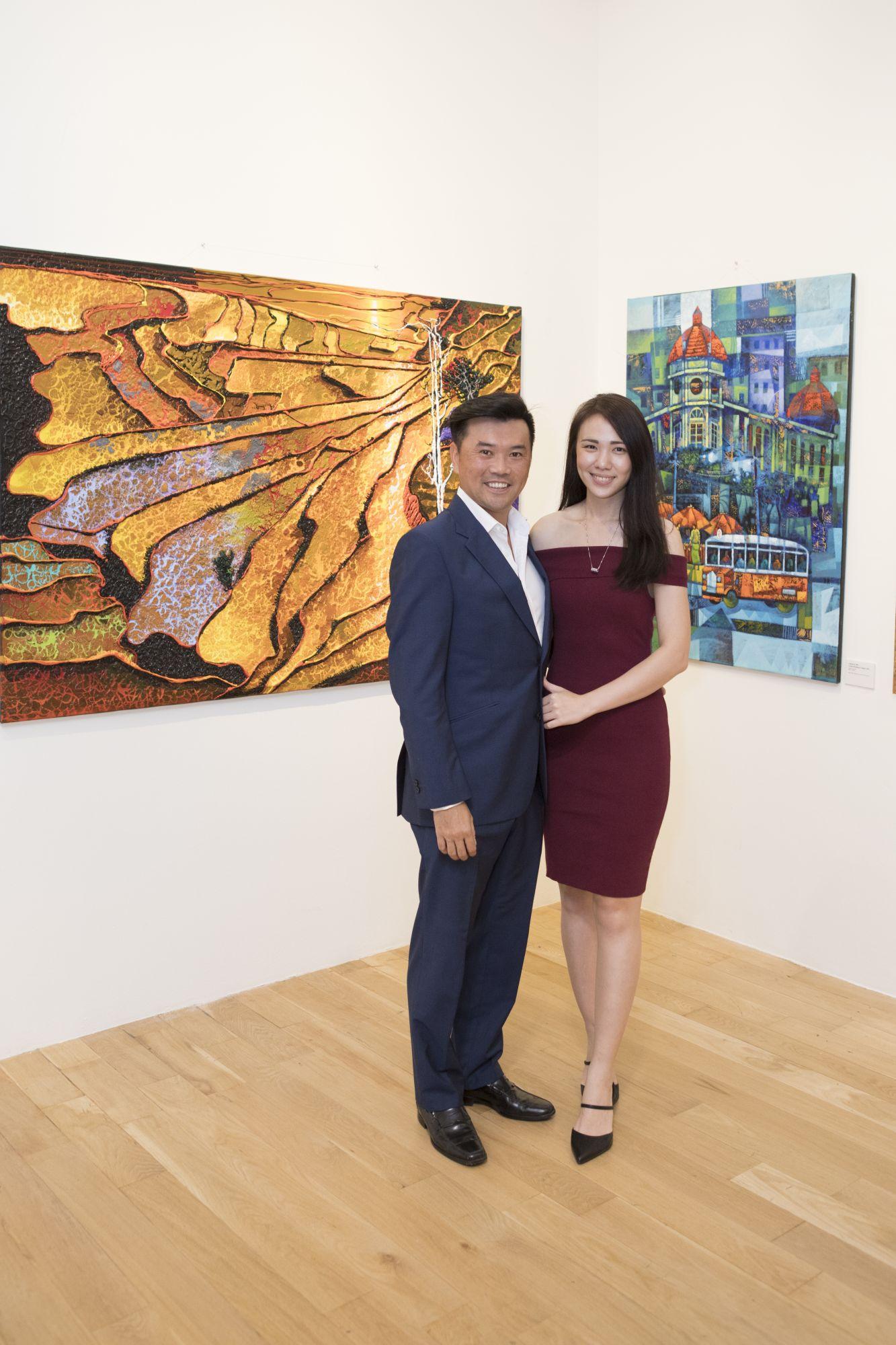 Gerald Lee, Jasmine Foo