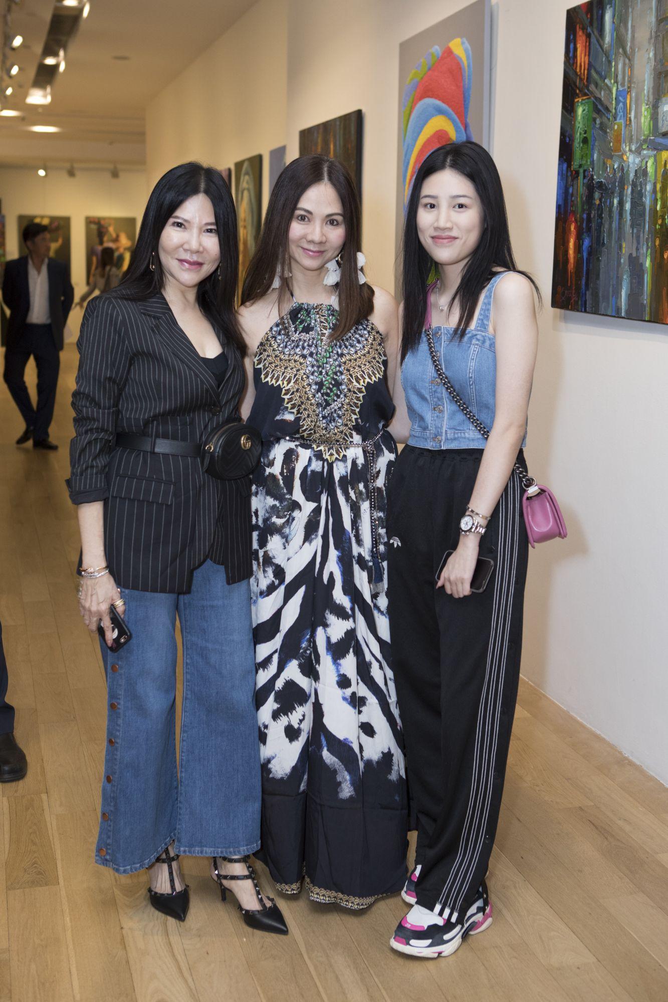 Jane Heng, Jacelyn Lai, Heng Shiqi
