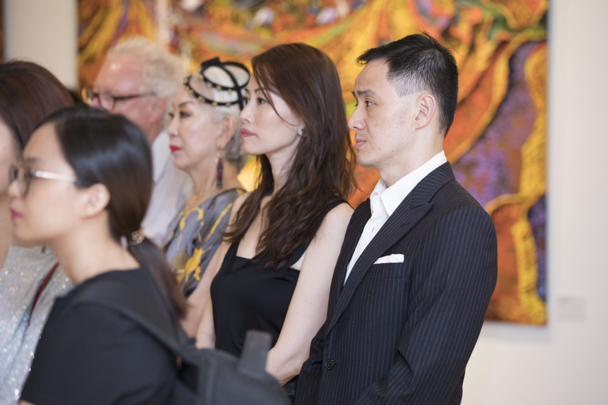 Serene Tan, Benjamin Kim