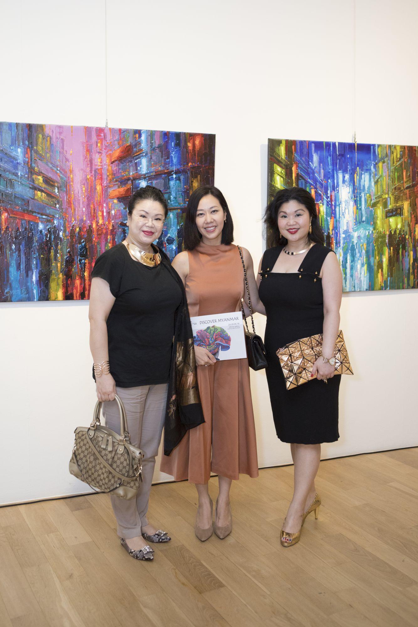 Lam Min Yee, Kissa Castañeda, Lam Tse Yi