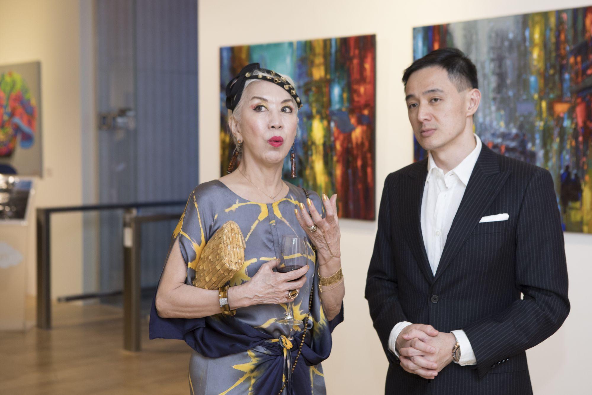 Peggy Jeffs, Benjamin Kim