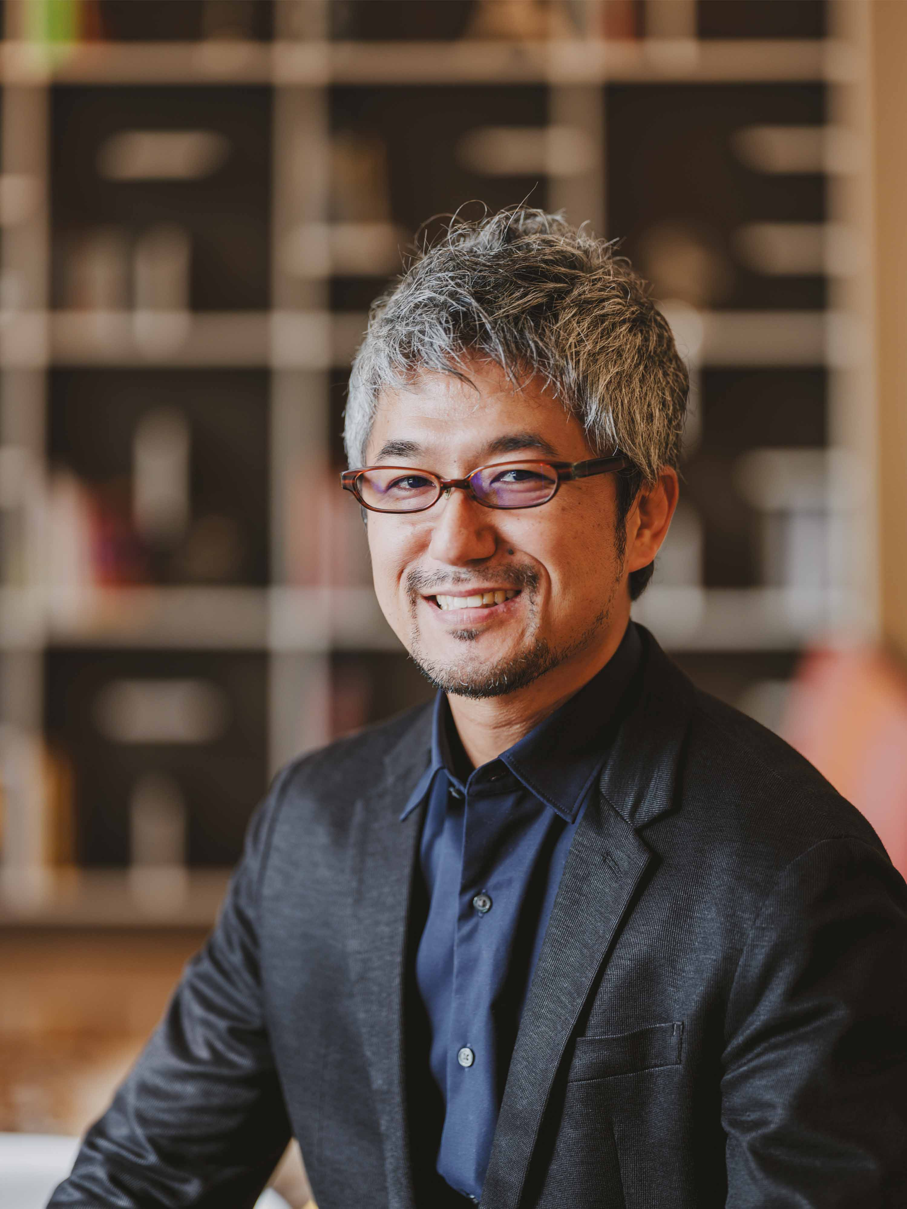Fujifilm design manager Masazumi Imai