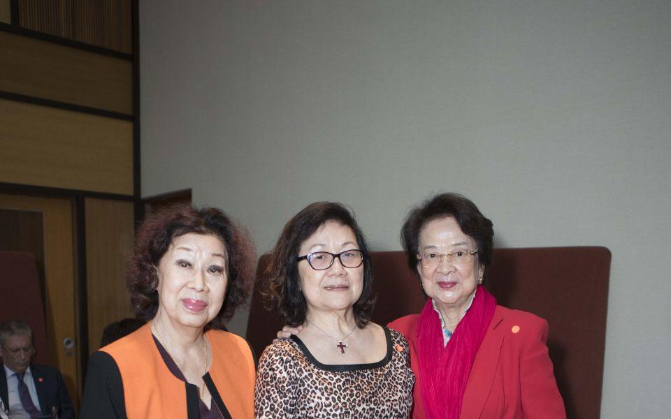 Tan Choo Leng, Dorothy Chan, Margaret Tan