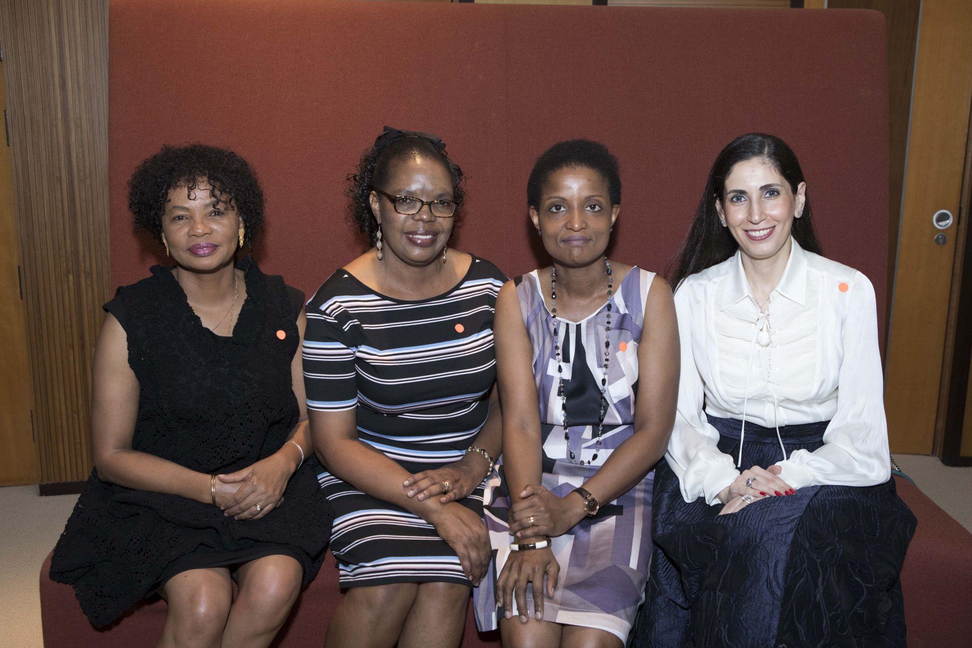 Grace Moshi, Susan R Nhema, Alda Ntezilizaza, Nessrine Abulkheir