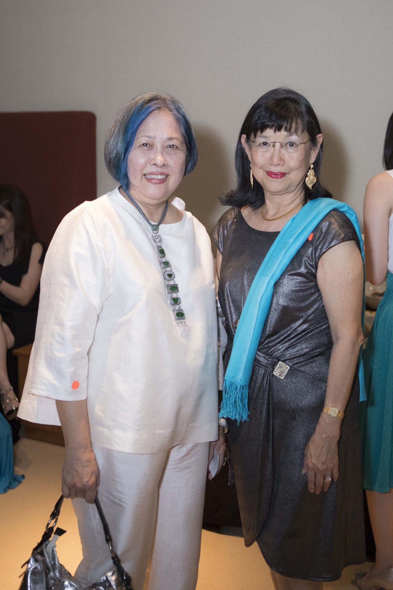 Ling Ai Ee, Helen Kuek