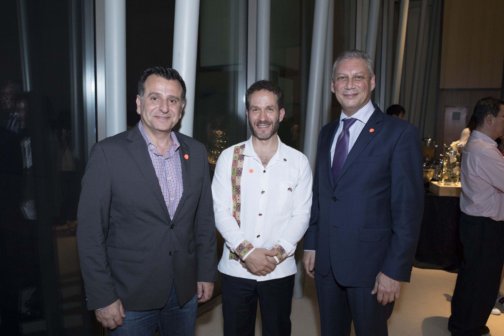 Nathan Wolf Lustbader, Mohamed Ahmed Fathi Abulkheir
