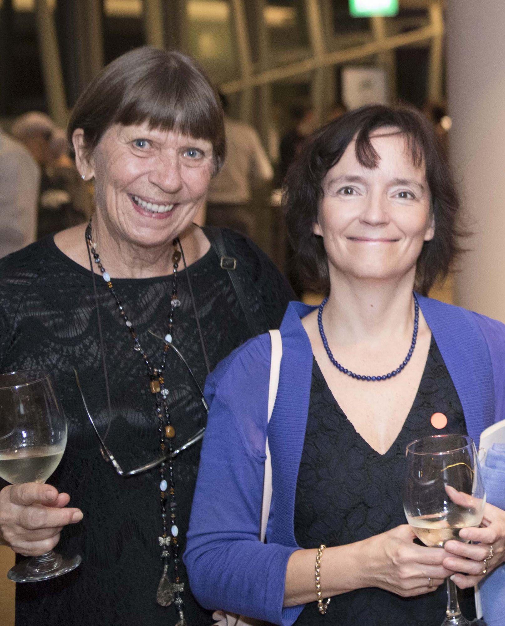 Else Stokkmo, Anita Nergaard