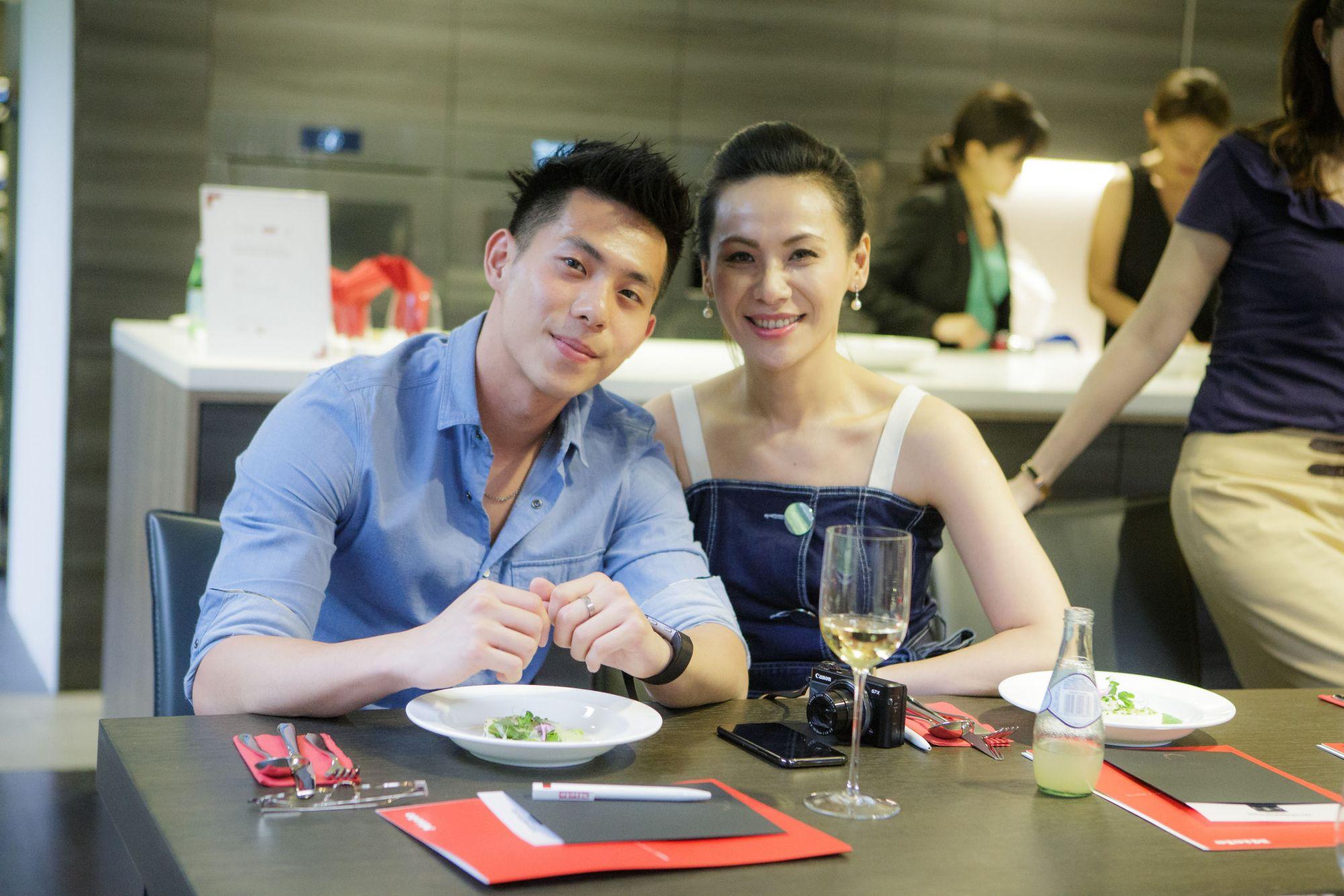 Nick Huang, Carol Shieh